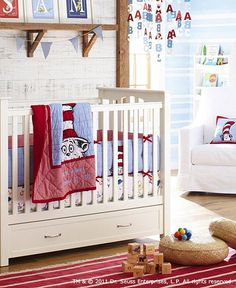 Dr. Seuss™ Nursery | Pottery Barn Kids i love dr seuss and would love this for if i ever had a baby