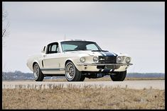 1967 Shelby GT500 Super Snake.........There can be only one.........sold for $1.3 million........... jeezz