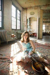 Sierra Hull -great musician