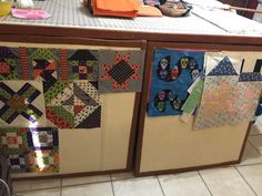 Finished or Not Friday Linky Party at Busy Hands Quilts!  Faith, Trust and Breast Cancer: Sewing Room Changes
