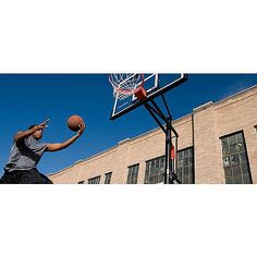 """Lifetime Portable Basketball System - 44 inch - Lifetime Products - Toys """"R"""" Us"""