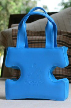 Autism Speaks bag