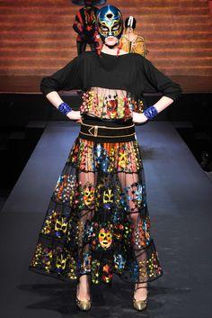 Spring 2015 Ready-to-Wear - Jean Paul Gaultier