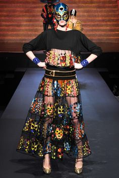 Jean Paul Gaultier Spring 2015 Ready-to-Wear - Collection - Gallery - Look 1 - Style.com