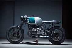 """BMW R100 RS Cafe Racer """"Beemer"""" by Kiddo Motors #caferacer #motorcycles #motos   caferacerpasion.com"""