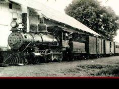 ferrocaril de El Salvador de antaño