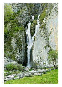 La cascade de Sanchèse