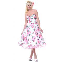 Retro 1950's Swing Dresses for Sale