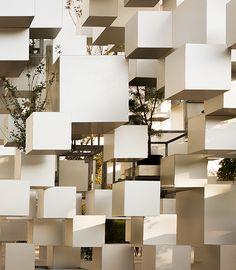 Simone Bossi, Sou Fujimoto Architects · Many Small Cubes · Divisare