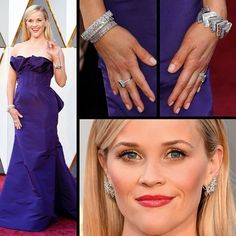The talented Reese Witherspoon @reesewitherspoon sparkled in Tifanny @tiffanyandco jewelry pieces that totaled more than a cool $1 million. She also shined with her purple Oscar dela Renta @oscardelarenta gown for 2016 Oscar Awards Night.  #purplebyanki #diamonds #luxury #loveit #jewelry #jewelrygram #jewelrydesigner #love #jewelrydesign #finejewelry #luxurylifestyle #instagood #follow #instadaily #lovely #me #beautiful #loveofmylife #dubai #dubaifashion #dubailife #mydubai #earrings…