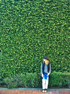 Hat: Hats of the Fillmore   Sweater: F21   Vest: F21   Jeans: J.Crew via Crossroads Trading   Shoes: Old