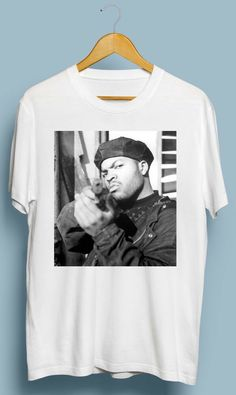Authentic ICE CUBE Classic Slim-Fit T-Shirt White S-2XL NEW