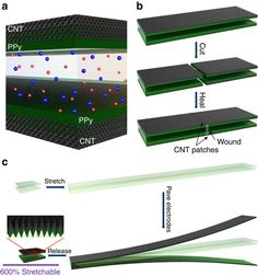 chematics of fabrication strategies for specific functional supercapacitors