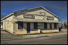 John's Place Cookeville,TN  Tennessee Tech. Home oof famous John Dogs. Hot dogs cooked in beer all day.. best ever.