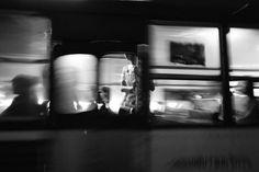 NIGHT BUS - Street Photography