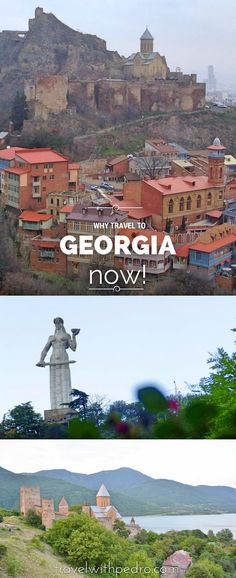 Why Travel To The Rep. of Georgia? Here are only some of the many reasons you should get there now!