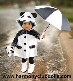 www.harmonyclubdolls.com Shop fits American Girl doll clothes at Harmony Club Dolls