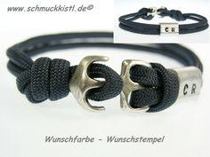 Männerarmband  von www.Schmuckkistl.de auf DaWanda
