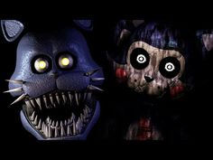 AMAZING FNaF Fan-Made Game!   Five Nights at Candy's - Part 1 (NateWantsToBattle and ShadyPenguinn) - YouTube