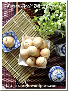 INTRODUCTION When I issued my Brazilian Cheese Bread recipe yesterday, members of Facebook Group are asking if this is the same as the springy texture Korean Mochi Bread.. I have heard so much abou…