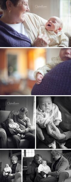 Grandparents and their grandson  Claire Bunn Photography  Lifestyle Photography