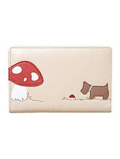 Radley In the glade medium zip wallet purse - House of Fraser