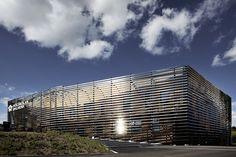 Biblioteca y mediateca Dalarna / ADEPT