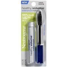 Neutrogena Healthy Volume Mascara, 06 Carbon Black, .21 oz