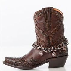 Katrina Lynn is our best selling Boot Bling! What can she do for your boots? http://www.redneckcouture.com/collections/boot-bling/products/katrina-lynn