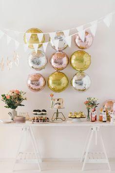 Süße Candybar für deinen 30. Geburtstag. Party Box, Simple Elegance, Elegant, Workshop, Table Settings, Table Decorations, Wedding, Hens, Super