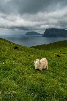 Trøllanes, Kalsoy Faroe islands - Trøllanes, Kalsoy ,Faroe island.
