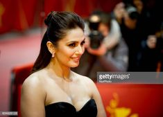 Actress Huma Qureshi attends the Viceroys House red Carpet during the Berlinale International Film Festival Berlin at Grand Hyatt Hotel on February 2017 in Berlin, Germany. (Photo by COOLMedia/NurPhoto via Getty Images) Indian Film Actress, Indian Actresses, Huma Qureshi Hot, Festival Photo, Payal Ghosh, International Film Festival, Actress Photos, Bollywood Actress, Bollywood Girls