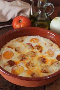 No Salt Recipes, Egg Recipes, Mexican Food Recipes, Low Carb Recipes, Salad Recipes, Cooking Recipes, Healthy Recipes, Egg Tortilla, Easy Dinner Recipes