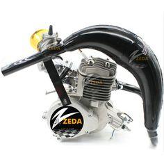 Bicycle Engine Kit, Motorized Bicycle, Bridal Boudoir, 50cc, Bicycle Parts, Mini Bike, Outdoor Power Equipment, Cart, Engineering