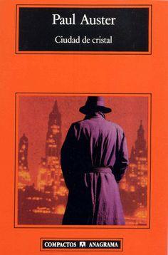Quinn es un autor de novelas de misterio que lleva una existencia mediocre y solitaria en la ciudad de Nueva York. Firma sus obras con el nombre de William Wilson y el personaje-detective que hacreado en su ficción se llama Max Work. Ambos personajes, en ocasiones, se confunden con el propio protagonista de Ciudad de cristal, como si de un doble alter ego se tratara. Lectura propuesta en diciembre de 2009
