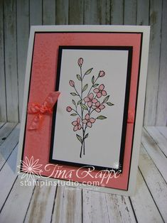Stampin' Studio, Stampin' Up! Touches of Texture