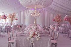 At First Blush Pink Wedding | Amy Zaroff Events + Design| Amy Zaroff Events + Design