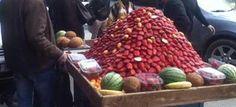«فراولة» مسرطنة فى الأسواق يتم تسميدها بفضلات وبقايا بشرية