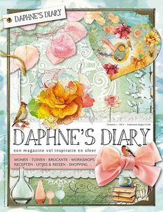 Daphne's Diary, Magazine and webshop, Daphne's Diary editie 01 2015 NL - Daphne's Diary
