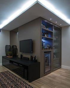"""""""Inspiração da noite!!! ✨✨✨ #decor #interior #inspiration"""""""