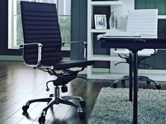 Contemporary chic! Setting some serious office goals this Monday with the Eames inspired High-Back Ribbed Leather Executive Chair. • • • #connectfurniture #australia #furniture #interiordesign #homedecor #design #picoftheday #instagood #potd #furnituredesign #interiors #interiordesigner #interiordecor #interiordesignideas #interiordecoration #interiorarchitecture #architecture #details #luxury #coffeetable #table #contemporary #contemporarydesign #modernluxury