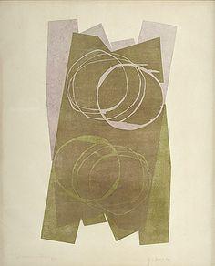 Sobrevoando as Filipinas 1966 | Maria Bonomi xilogravura, 8/10 103.00 x 67.00 cm