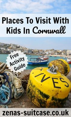 Places to visit with kids in Cornwall | Cornwall travel guide | Trip to Cornwall | Travel to Cornwall | Visit Cornwall | Best time to visit Cornwall | How to travel to Cornwall | Where to stay in Cornwall | How to get around Cornwall | Cornwall points of