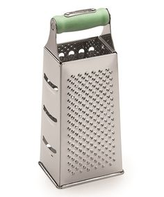 Another great find on #zulily! Mint Four-Sided Grater #zulilyfinds