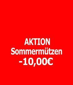 -10,00€ auf alle Ski Austria Sommermützen. Aktion nur bis Montag gültig!  Gleich einkaufen: www.skiaustria-shop.at/7-muetzen Action, Shopping, Summer