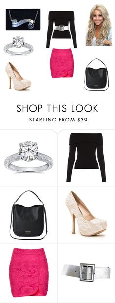 """""""Melanie (16)"""" by emma-frost-98 ❤ liked on Polyvore featuring Kobelli, A.L.C., Marc by Marc Jacobs, JULIANNE, Qupid, Goldie, Once Upon a Time, MaxMara and Arrow"""
