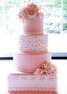 "Mark Joseph Cakes: Leonardo DaVinci said, ""Simplicity is the ultimate sophistication.maybe in a different color Purple Wedding Cakes, Beautiful Wedding Cakes, Gorgeous Cakes, Pretty Cakes, Cute Cakes, Amazing Cakes, Camo Wedding, Gold Wedding, Fondant Cakes"