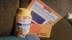 Landri even got some FREE vitamins. Lil critters fruit n honey bee active gummies! Thanks to smiley 360. She LOVES them