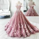 Gorgeous Butterfly Quinceanera Dress Princess Applique Wedding Pageant Ball Gown | eBay Princess Prom Dresses, Pretty Prom Dresses, Princess Ball Gowns, Pink Prom Dresses, Sweet 16 Dresses, Beautiful Dresses, Pink Princess Dress, Dresses For 15, Dresses For Balls