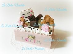 cajita para la recien nacida Lucia Bella, Toy Chest, Toys, Holiday Decor, Home Decor, Crates, Homemade Home Decor, Gaming
